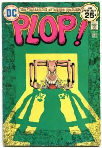 Plop! #9 1974- DC Weird Humor- Basil Wolverton- VG