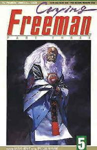 Crying Freeman Part 3 #5 FN; Viz | save on shipping - details inside