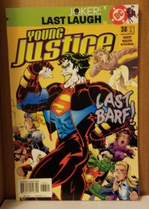 Young Justice #38 (2001)