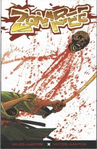 Zombee GN TPB (2006) Image NM