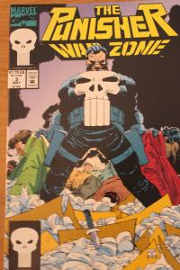 The Punisher War Zone 3 NM