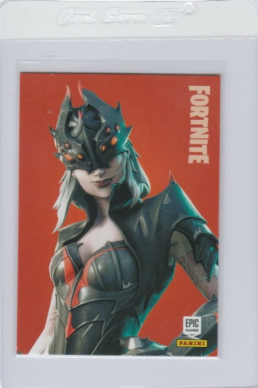 Fortnite Arachne 297 Legendary Outfit Panini 2019 trading card series 1