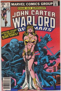 John Carter Warlord of Mars #11 (1978)