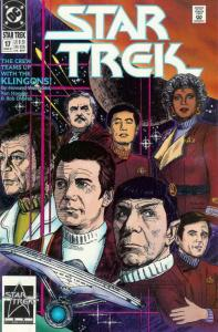 Star Trek (4th Series) #17 VF; DC | save on shipping - details inside