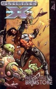 Ultimate X-Men (2001 series) Trade Paperback #4, NM (Stock photo)