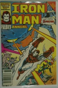 Iron Man ANN #8 NS - 6.0 FN - 1984