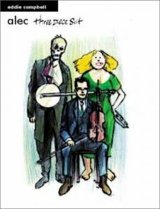Alec: Three Piece Suit TPB #1 VF/NM; Eddie Campbell | save on shipping - details