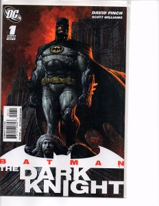DC Comics Batman The Dark Knight #1 (2011) & Batman: Odyssey #2 Neal Adams Finch