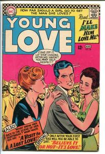 YOUNG LOVE #56-DC ROMANCE-GOOD ISSUE FN
