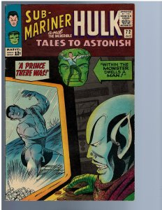 Tales to Astonish #72 (1965) VF-