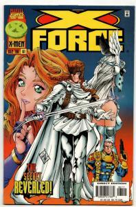 X-Force #61 (Marvel, 1996) VF
