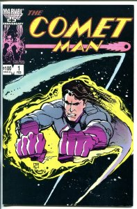 COMET MAN #1 1987-DOUBLE SIGNED-3 OF 10-BILLY MUMY-MIGUEL FERRER-vf/nm
