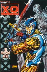 X-O Manowar (1992 series) #39, NM- (Stock photo)
