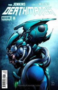 Deathmatch #8A VF/NM; Boom! | save on shipping - details inside