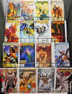 Hawkman (DC 2002-06) #2-49 Lot of 26Diff w Dr Fate Atom Hawkgirl Black Adam! ++