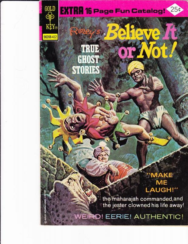 Ripley's Believe It or Not #51