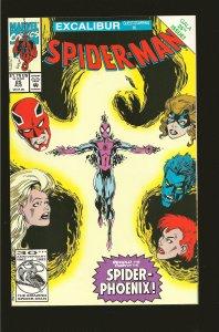 Marvel Comics Spider-Man Vol 1 No 25 August 1992