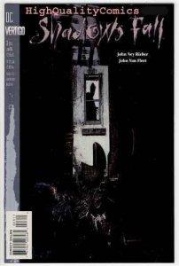 SHADOWS FALL #3, NM+, Severed, 1994, Van Fleet, more Vertigo in store