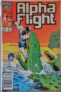 Alpha Flight #41 (1986) VF+