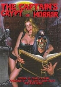 The Captain's Crypt of Horror, 80 pg Trade Paperback, ONE SHOT PRESS