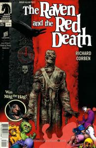 Raven and the Red Death, The (Edgar Allan Poe's…) #1 FN; Dark Horse | save on sh