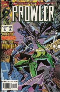 Marvel THE PROWLER (1994 Series) #2 NM