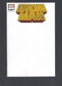 Iron Man #1 Variant (2020)