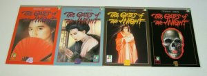 Jademan Opens the Gates of the Night #1-4 VF/NM complete series - manga 2 3 set