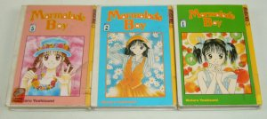 Marmalade Boy 1 2 5 tokyopop manga set - hardcovers - ex-library