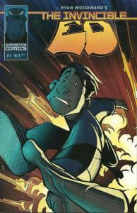 Invincible Ed #1 VF/NM; Dark Horse | save on shipping - details inside