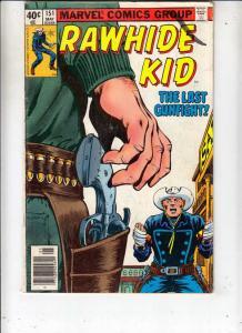 Rawhide Kid #151 (May-71) FN Mid-Grade Rawhide Kid