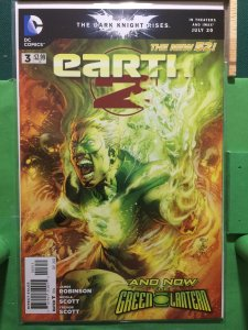 Earth 2 #3 The New 52