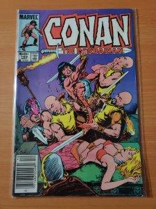 Conan the Barbarian #165 (1984)