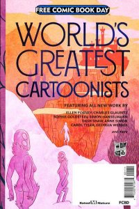World's Greatest Cartoonists FCBD Edition #1, VF (Stock photo)