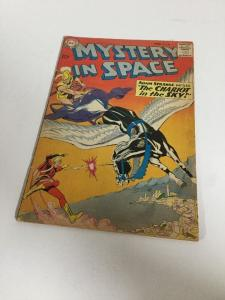 Mystery In Space 58 Vg Very Good 4.0