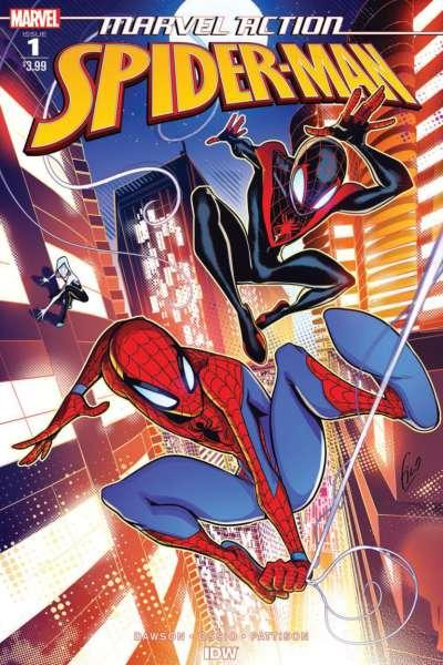 Marvel Action: Spider-Man #1, NM (Stock photo)