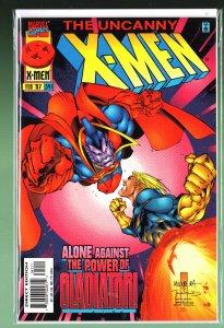 The Uncanny X-Men #341 (1997)