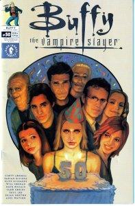 Buffy The Vampire Slayer Willow and Tara One Shot Plus BTVS(1998)# 50