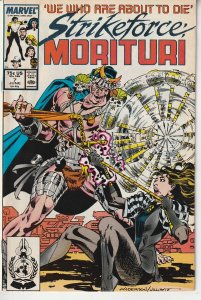 Strikeforce Morituri # 7  We Who Are About To Die !