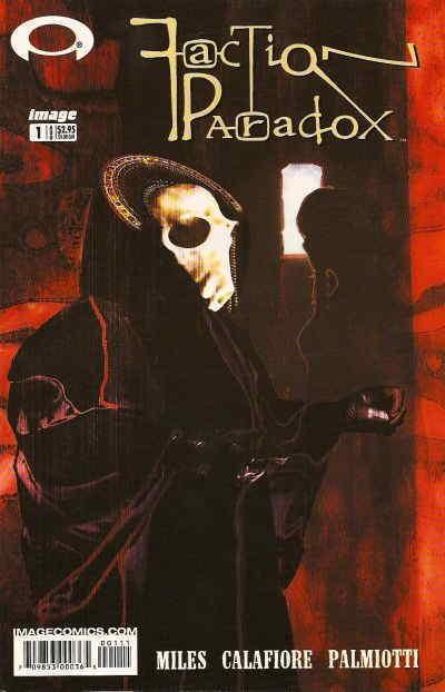Faction Paradox #1 VF/NM; Image | save on shipping - details inside