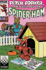 Peter Porker, the Spectacular Spider-Ham #10 VF/NM; Marvel Star   save on shippi