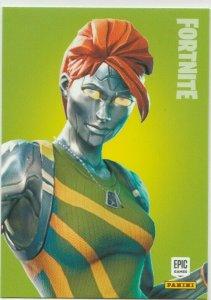 Fortnite Chromium 162 Rare Outfit Panini 2019 trading card series 1