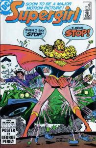 Supergirl (2nd Series) #17 VF/NM; DC | save on shipping - details inside