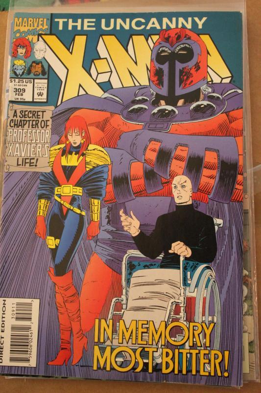 The Uncanny X-Men 309 VF/NM