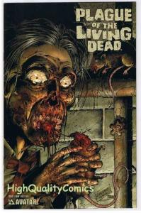 PLAGUE of the LIVING DEAD #5, NM+, Zombies, Gore, 2007, more Horror in store