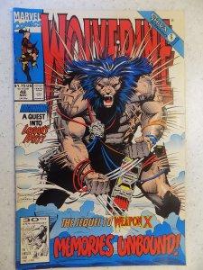Wolverine #48 (1991)