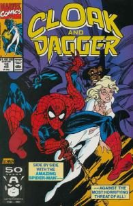 Mutant Misadventures of Cloak & Dagger, The #16 VF; Marvel | save on shipping -