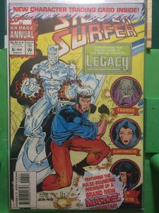 The Silver Surfer Annual #6 MISB