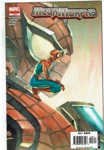 MegaMorphs #3 Sean McKeever Spider-Man Hulk Iron Man NM