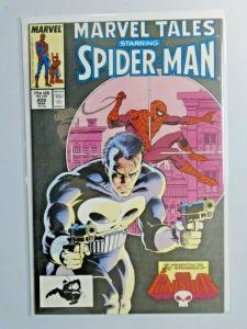 Marvel Tales #209 - with Punisher - 6.0 - 1988